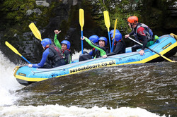 Safe and Sound rafting