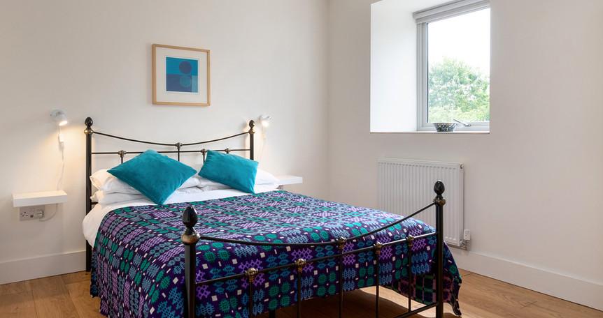 Barn double bedroom