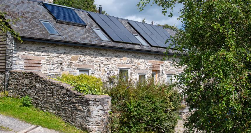 Cefn Mawr barn