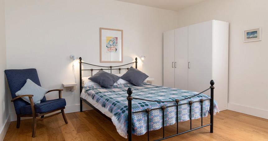 Barn en suite double bedroom