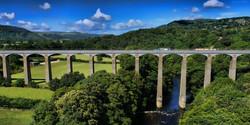 World heritage aqueduct