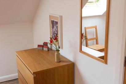 Cefn Bach double bedroom