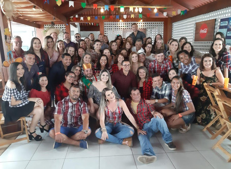 Festa Junina DENTAL MED CENTER 2019