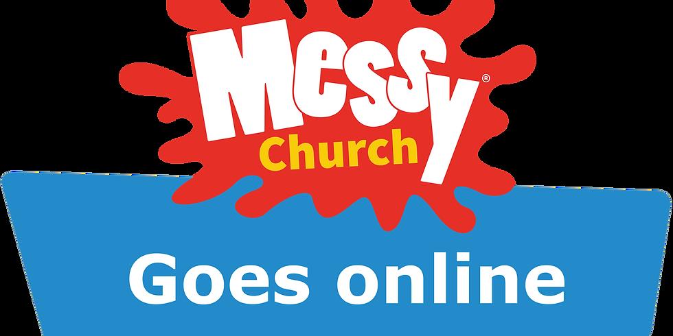 4pm Messy Church Online