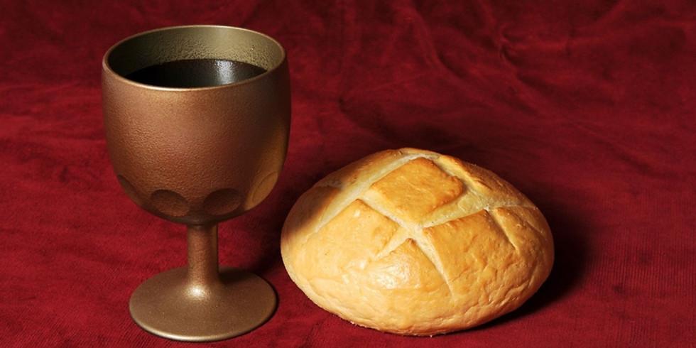 10.15am Holy Communion