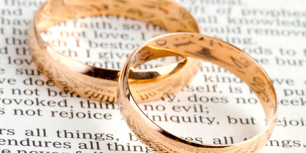 Morning Prayer with a Celebration of Marriage