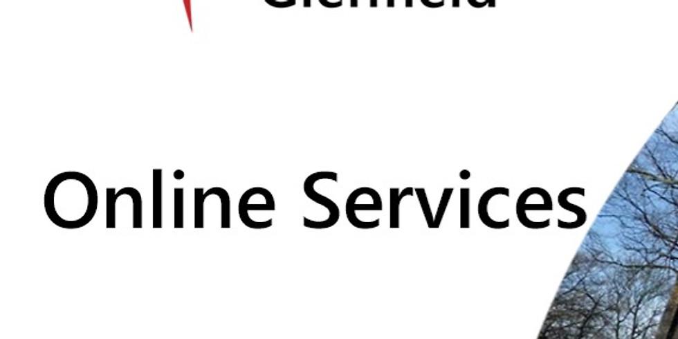 10.15am Online Service