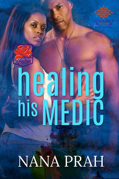 Healing His Medic Paperback | Nana Prah