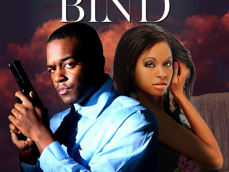 PRE-ORDER ALERT: Ties That Bind by Stanley Umezulike #CrimeFiction #RomanticSuspense