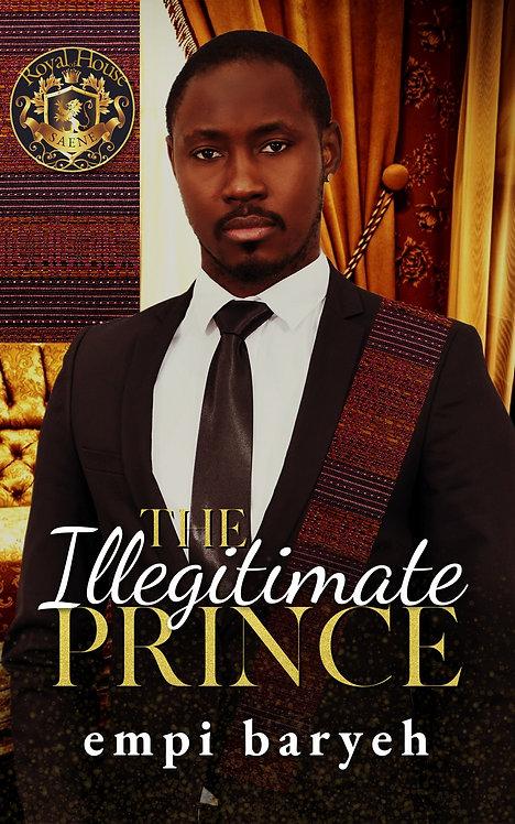 The Illegitimate Prince paperback   Empi Baryeh