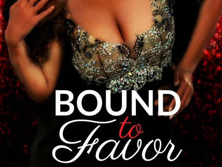 She soon finds the real threat is to her heart | Bound to Favor #Romance #Africa