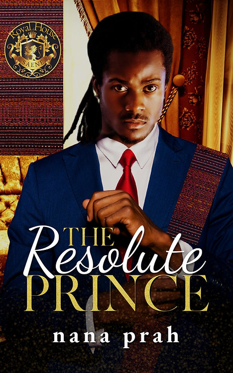The Resolute Prince paperback | Nana Prah