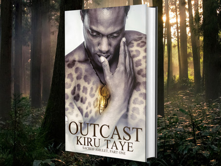 This girl was his bond mate? OUTCAST #ParanormalRomance #TeaserTuesday #99c
