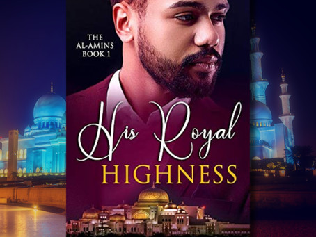 HIS ROYAL HIGHNESS by Aisha Onekata #AfricanRomance #Sweet