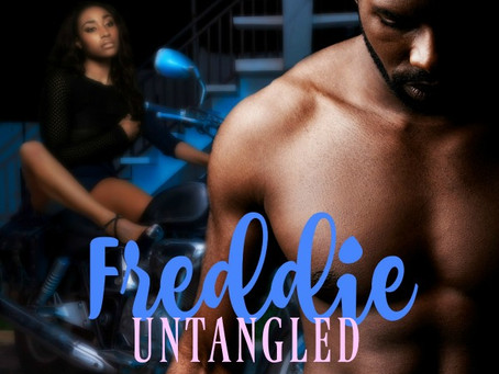 Freddie Untangled - Chapter One Part Five #amreading #diverseadlit #TeaserTuesday