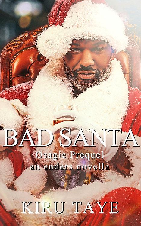 Osagie: Bad Santa ebook | Kiru Taye