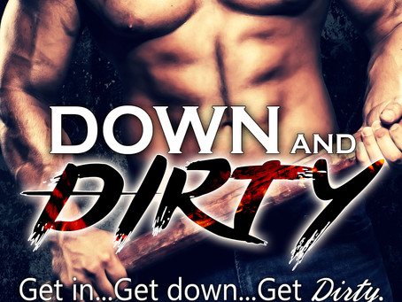 Scorching hot romance tales. Get Down and Dirty with @LSJRomance and co #99cents