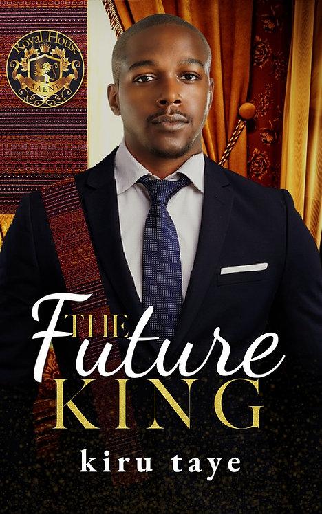 The Future King paperback   Kiru Taye