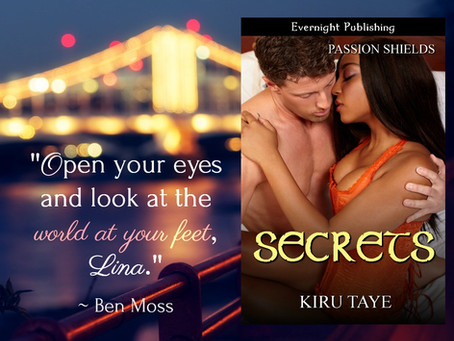 Open your eyes and look at the world at your feet #SexySnippets #IRRomance