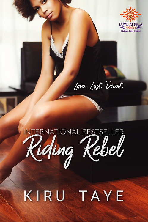 Riding Rebel Paperback | Kiru Taye