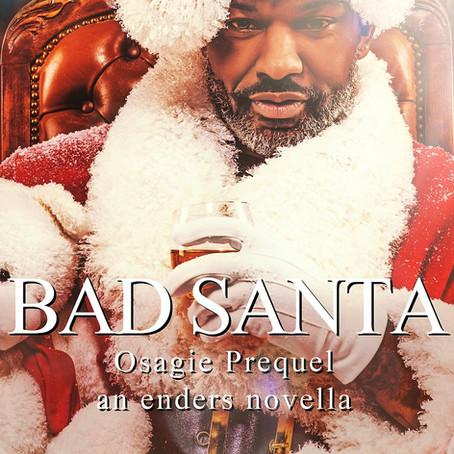 BOOK REVIEW - Osagie: Bad Santa @KiruTaye #RomanticSuspense #99c