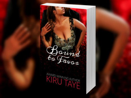 OUT NOW: Bound to Favor, Bound Series #book 4 #AARomance #Africa