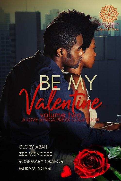 Be My Valentine Vol 2 Anthology paperback