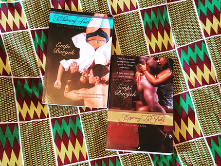 BOOK REVIEW: Expecting Ty's Baby by Empi Baryeh #romance #Ghana @empibaryeh