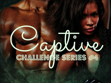 Yay! Captive is here. Challenge series book 4 #erotic #suspense #giveaway