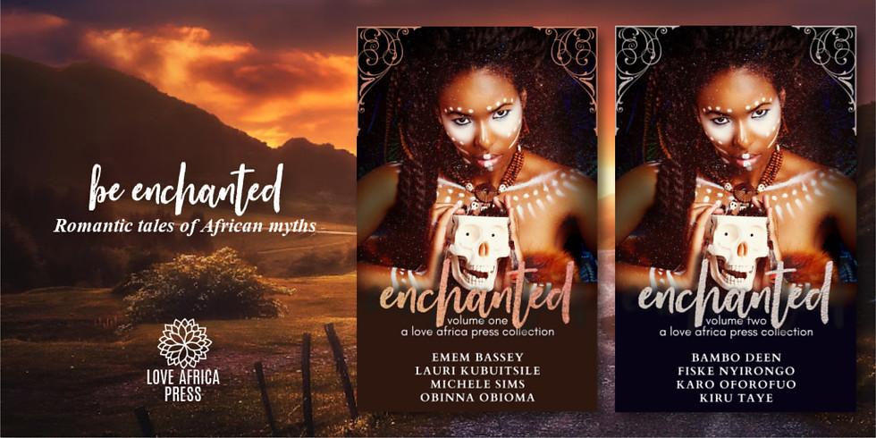 Enchanted Vol 1&2 - Halloween party