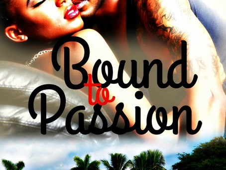 He waited outside, ready to confront his future #TeaserTuesday #AmReading Bound To Passion - Chapter