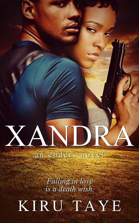 Xandra paperback | Kiru Taye