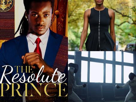 NEW BOOK ALERT: The Resolute Prince by Nana Prah #Romance #Africa #RHOSaene @nanaprah