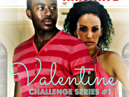 FREE AUDIBLE CODES: Valentine (Challenge series #1) #ContemporaryRomance
