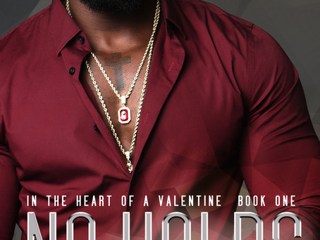 #BookRelease No Holds Barred by Stephanie Nicole Norris #AARomance @Stephanienrrs1