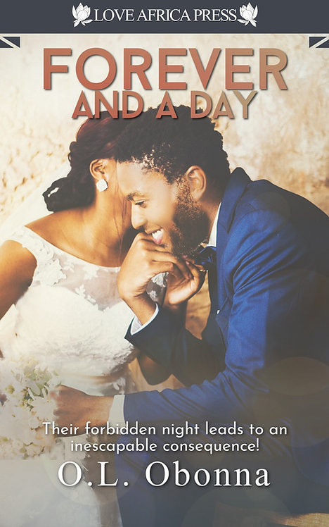Forever And A Day paperback | OL Obonna