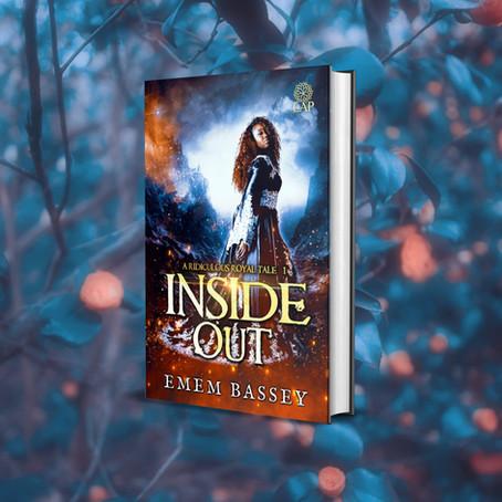PREORDER ALERT: Inside Out by Emem Bassey #romance #fairytale @ememjamesbassey
