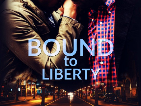Such a freaking bad idea | Bound To Liberty #CoverReveal #MidWeekTease