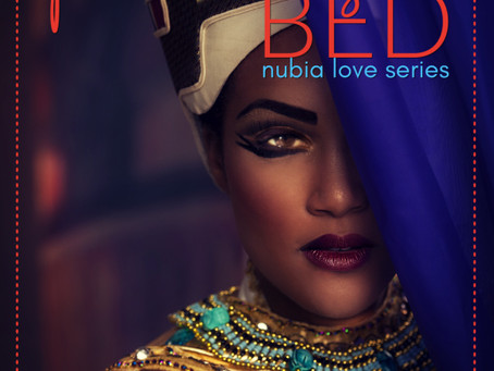 BOOK SALE: Pharaoh's Bed by Mukami Ngari #historicalromance #Africa