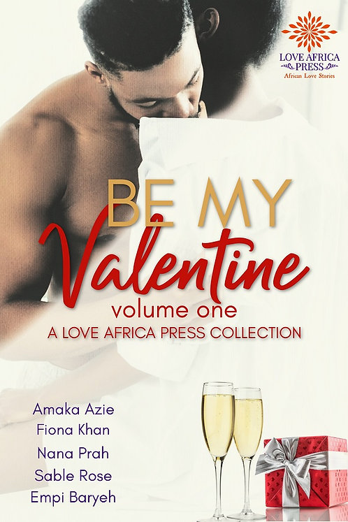 Be My Valentine Vol 1 Anthology Paperback