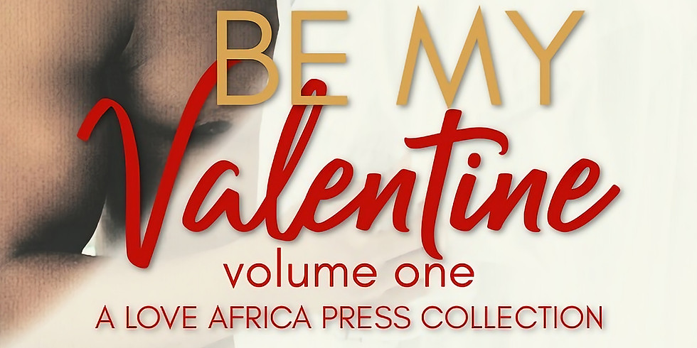 Book Release - Be My Valentine Collection Vol 1