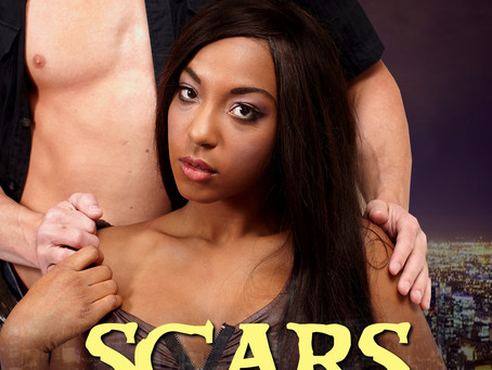 She clutches at control to cover her flaws. Scars @KiruTaye #IRRomance #TeaserTuesday