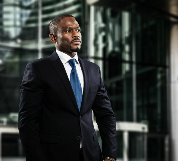 Lekan Ogun, Kike's husband