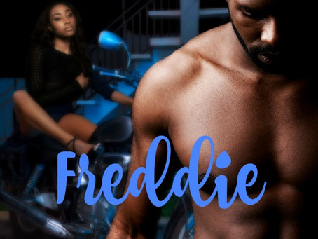 Freddie is on his way! (The Essiens #6) #CoverReveal #Giveaway