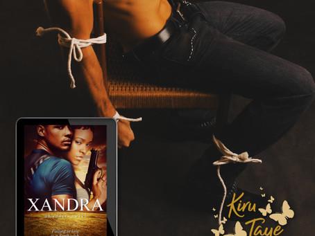 Read the teaser from XANDRA #romanticsuspense #comingsoon