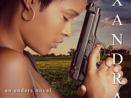 Meet Xandra | Enders series book 2 #RomanticSuspense