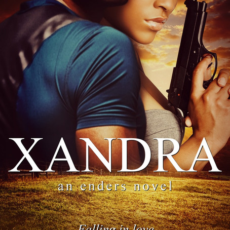 NEW BOOK ALERT: Xandra by Kiru Taye #romanticsuspense @kirutaye