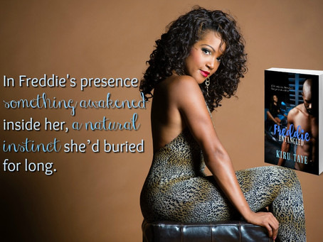 Something awakened inside her, a natural instinct she'd buried #SexySnippets