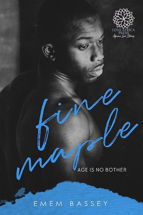 Fine Maple paperback | Emem Bassey