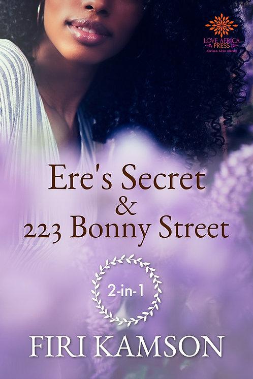 Ere's Secret & 223 Bonny Street Paperback | Firi Kamson